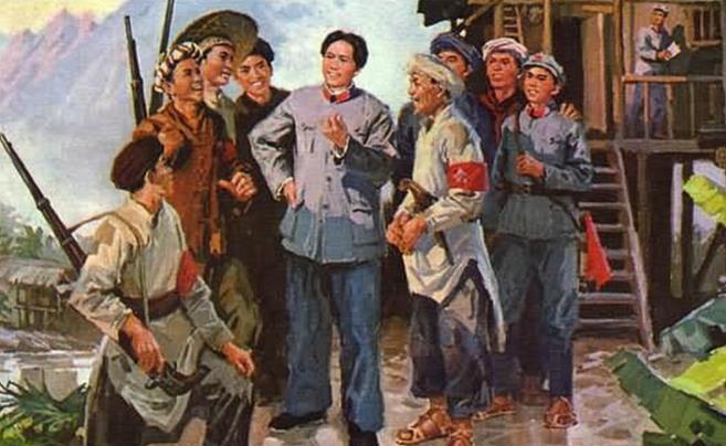 广东人民出版社《长征大会师》央视一套黄金档献礼钜制