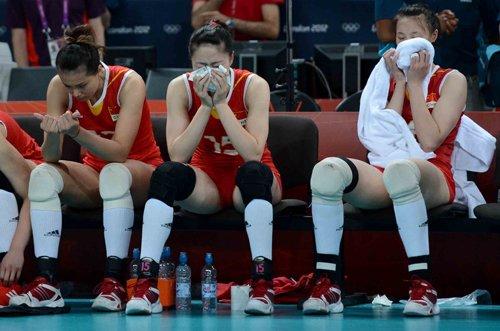 中国女排12年后再度挺进奥运会决赛